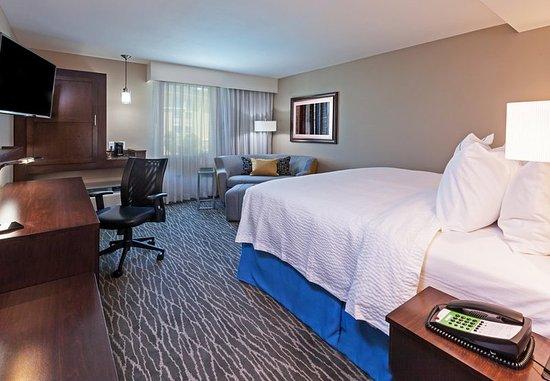 Abilene, TX: King Guest Room