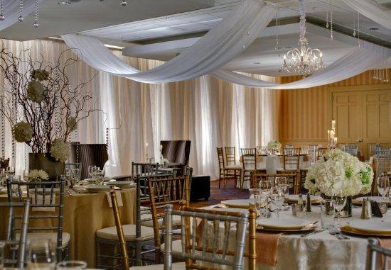 Courtyard Charleston Historic District: Grand Cypress Ballroom Wedding Reception