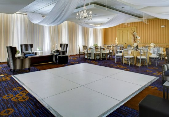 Courtyard Charleston Historic District: Grand Cypress Ballroom Social Event