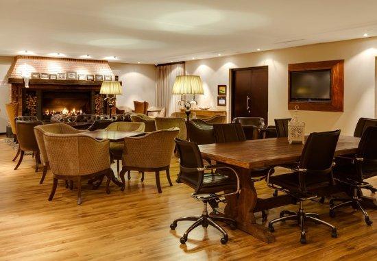 Durbanville, Sør-Afrika: Lounge Area
