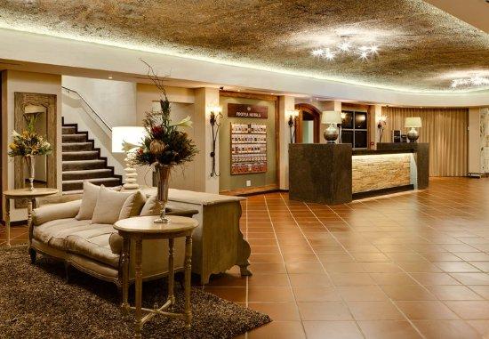Durbanville, Sør-Afrika: Lobby