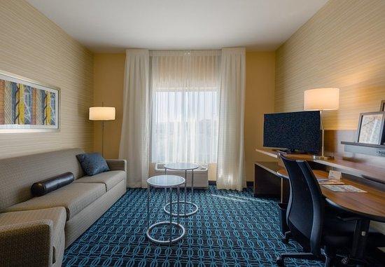 Sumter, Carolina del Sur: Executive King Suite - Living Area