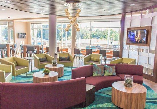 Sumter, Carolina del Sur: Lobby Lounge