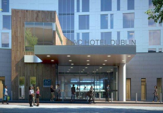 Dublin, OH: Entrance
