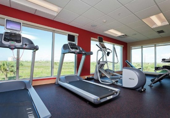 TownePlace Suites by Marriott Galveston Island: Fitness Center