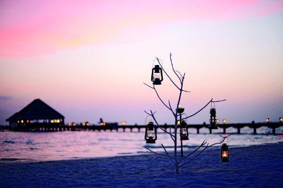 Jetty - Kanuhura Maldives