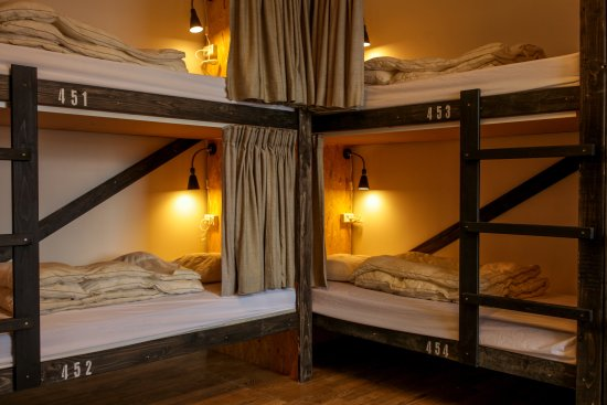 Best Bunk Beds With Curtains For Privacy Picture Of Danhostel
