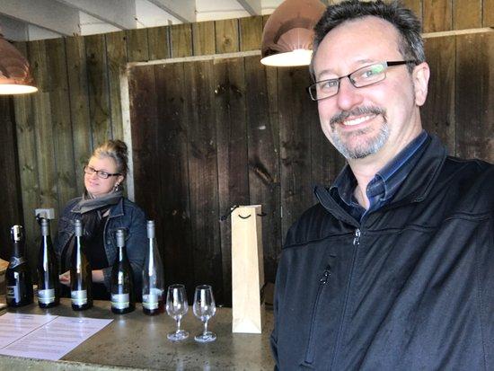 Legana, Australia: Wine tasting time