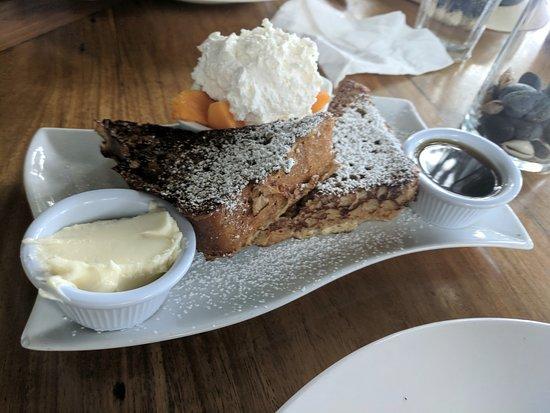 Holualoa, Hawái: Delish French Toast!