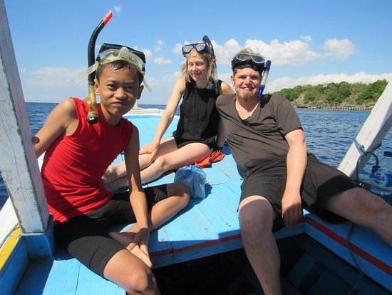 Bali, Indonesia: menjangan island nice place for snorkling