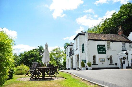 Malvern Wells, UK: The Main House