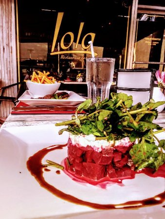 Lola Restaurant Grill Lincoln Rd Miami Beach Restaurant