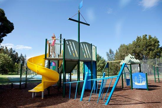 Swansea, Australia: Playground