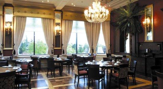 Crieff Hydro Hotel and Resort: Restaurant