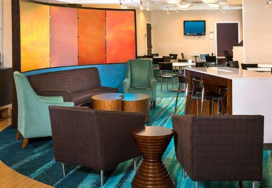 Glen Allen, VA: Lobby Lounge