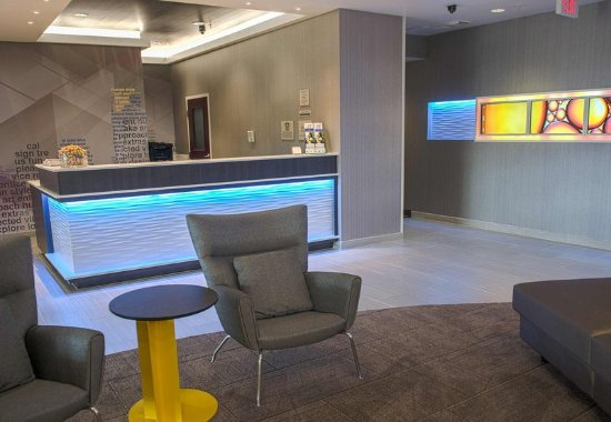 Pearland, TX: Front Desk / Lobby Area