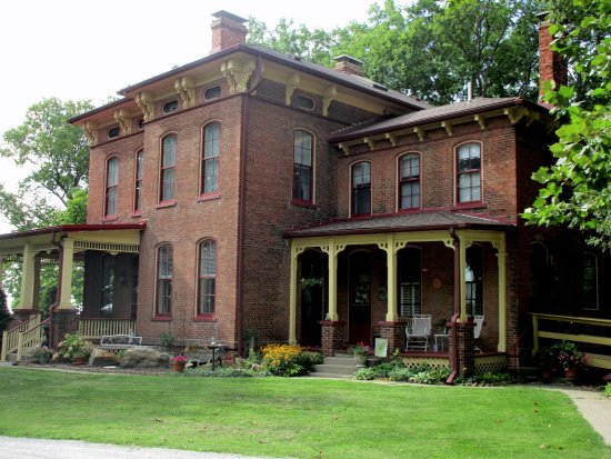 Sherman, IL: Flagg Farmstead Bed and Breakfast