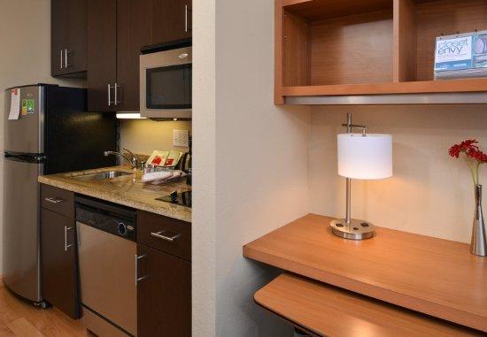 Roseville, CA: Studio Suite - Kitchen