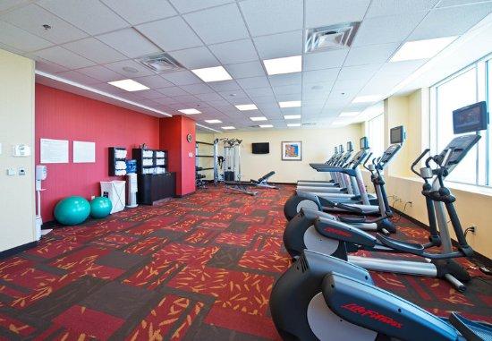 Courtyard Ottawa East: Fitness Centre