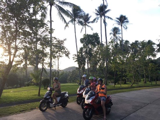 Good for rent scooter in Koh Samui - Review of Tonton Samui