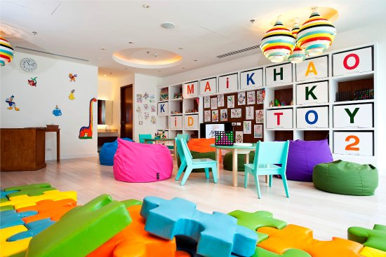 Maikhao Dream Villa Resort and Spa: Kids Club