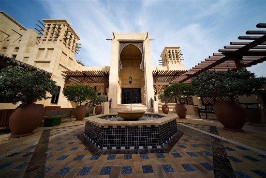 Souk Madinat Jumeirah : Architectural details