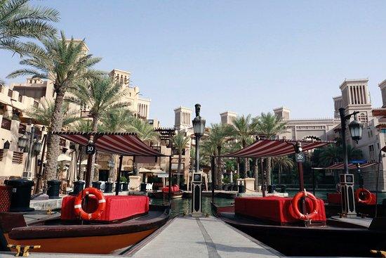 Souk Madinat Jumeirah : Abra tours