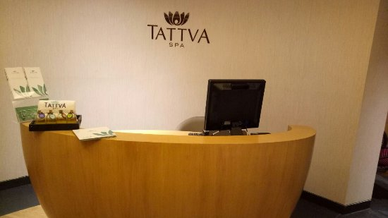 Tattva Spa at Radisson Blu