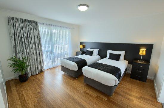 Pelicans Albany: Twin Room in Luxury 3 bedroom