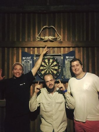 A Game of Darts!
