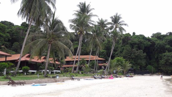 D'Coconut Lagoon: Great view from West Wing