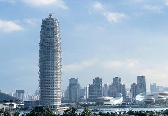 Zhengzhou, Çin: Exterior