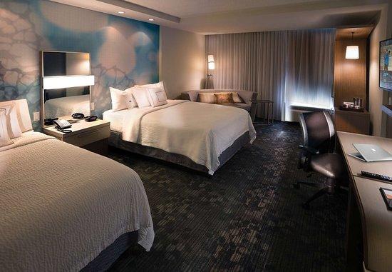 Summerville, Carolina del Sur: Queen/Queen Guest Room