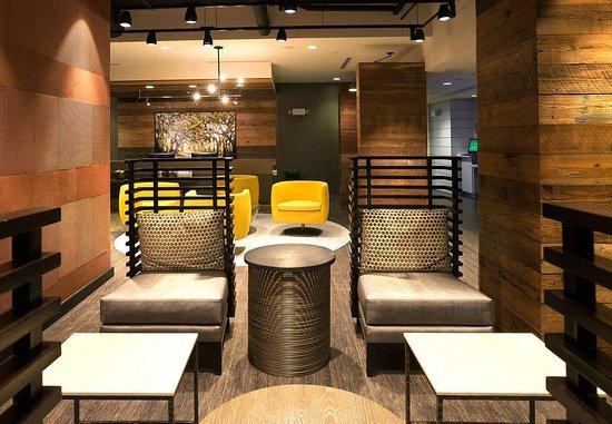 Summerville, Carolina del Sur: Lobby Seating Area