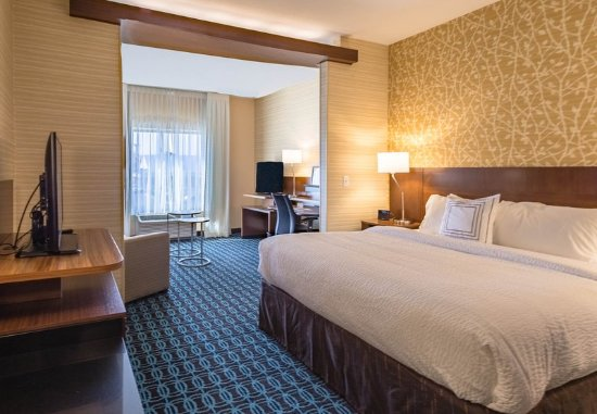 Chillicothe, OH: Executive King Suite