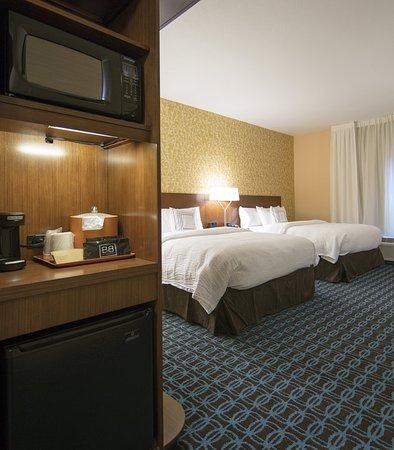 Chillicothe, OH: Queen/Queen Guest Room - Amenities