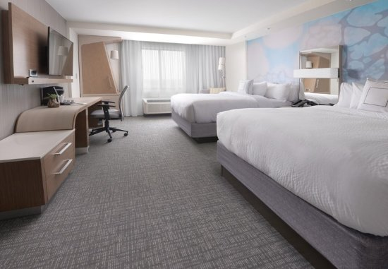 Pflugerville, TX: Queen/Queen Guest Room