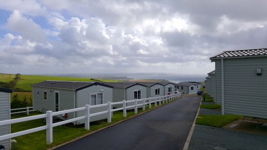 Stibb, UK: Sandymouth Holiday Resort