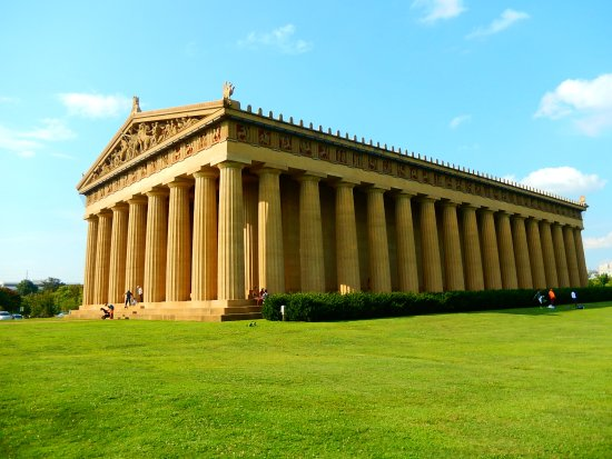 ‪The Parthenon‬