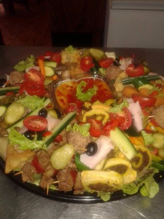 Tulbagh, South Africa: Our platters for your function at home