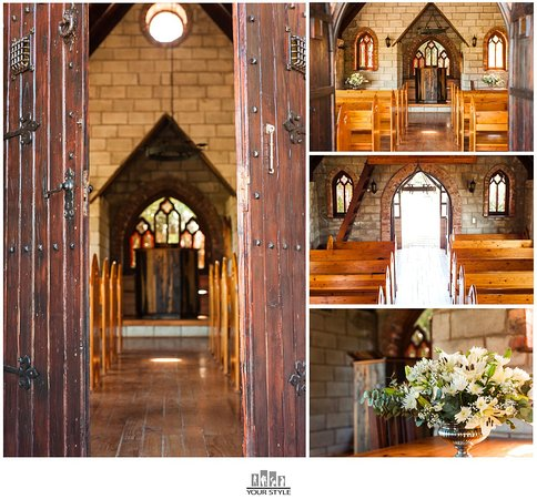 Sedgefield, Южная Африка: Intimate chapel