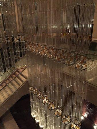 Grand Hyatt Melbourne: Hotel foyer