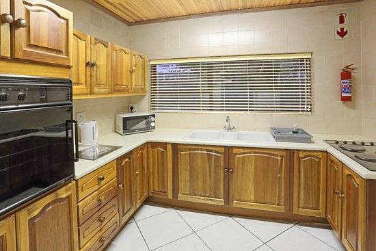 Sedgefield, Южная Африка: Well equipped kitchen