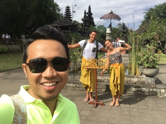 Bali, Indonesia: Object WIsata Goa Lawah, karangasem