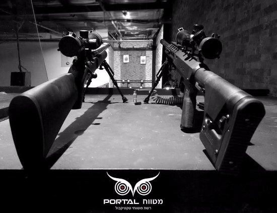 Portal Shooting Range: גם רובה צלפים