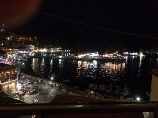 Villa Coralli Hotel: View of Parga