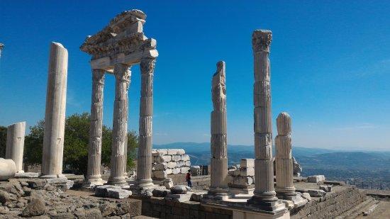 Pergamon Theatre : bergama