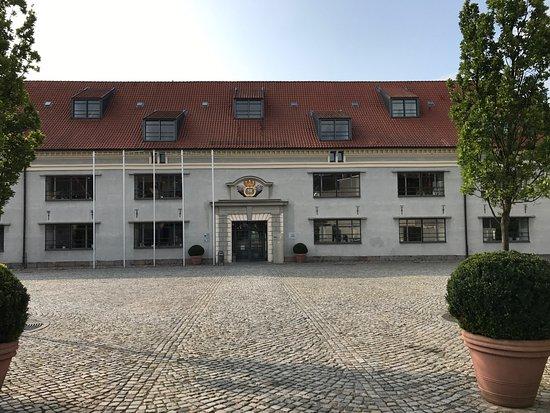 Zeughaus Stadtbibliothek Wismar