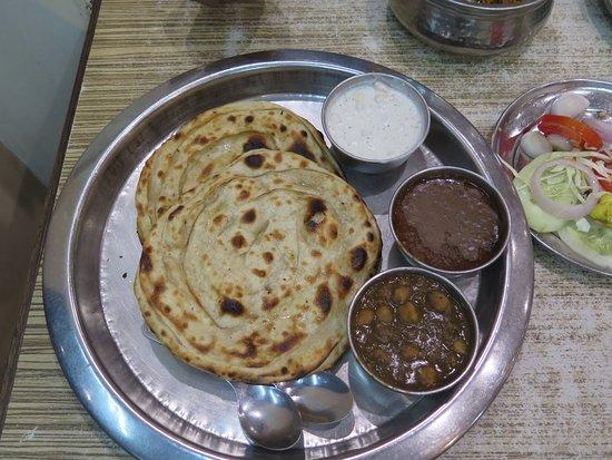 Bharawan Da Dhaba: Thaali