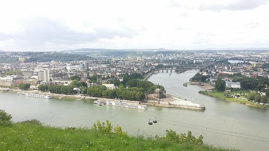 seilbahn koblenz bild von seilbahn koblenz koblenz tripadvisor. Black Bedroom Furniture Sets. Home Design Ideas